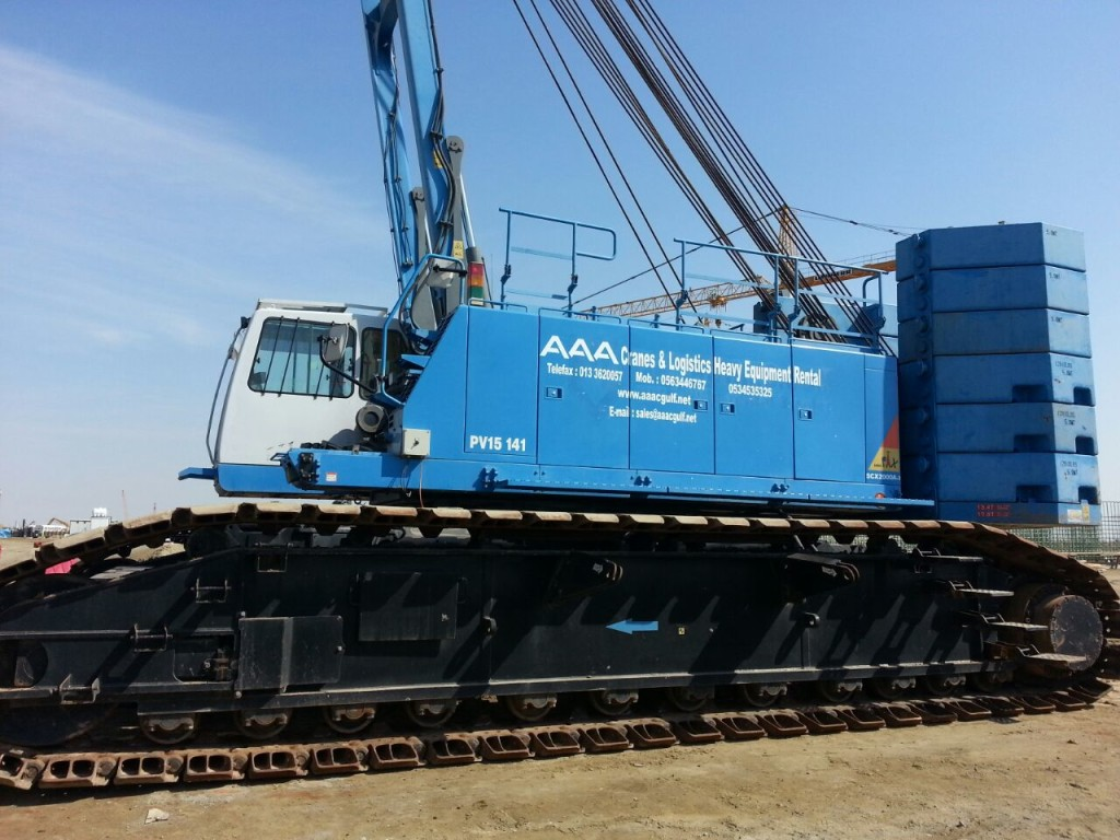 Heavy Lifting Equipment Rental