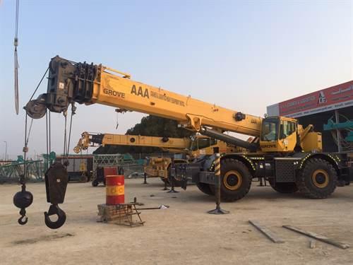 Cranes Suppliers In Saudi Arbia